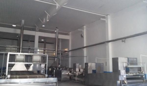 食品厂安全无菌的洁净墙面漆你会选吗?