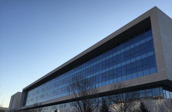 北京市泰康健康管理研究中心艺术地坪