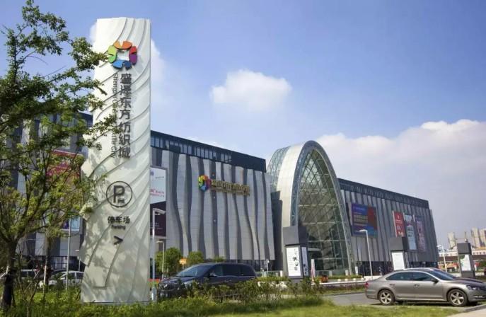 江苏省苏州市东方国际纺织城中心艺术地坪