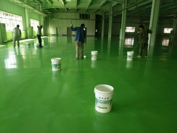 最常见的工业环氧地坪漆种类有哪些(请收藏)-航特地坪漆