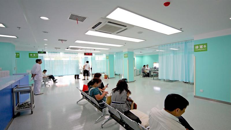 医院材料新选择医院专业抗菌涂料,让环境更健康!