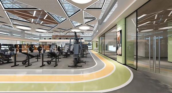 健身房运动塑胶地面保养翻新有什么小窍门吗?