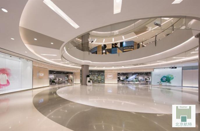 医院大厅环氧磨石地坪,将医院文化气质淋漓尽致的展现出来!