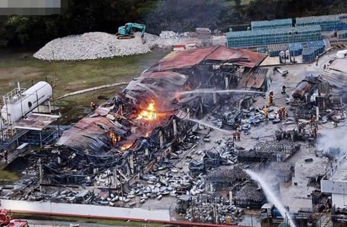 这家值得信任的液化石油气站不发火地坪漆,防火防爆!