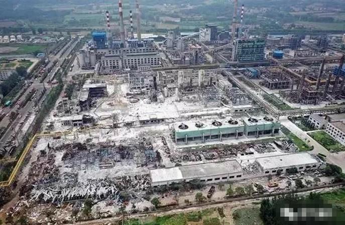 河南义马气化厂爆炸事故,告诉我们1个深刻道理!-航特不发火防爆地坪漆厂家