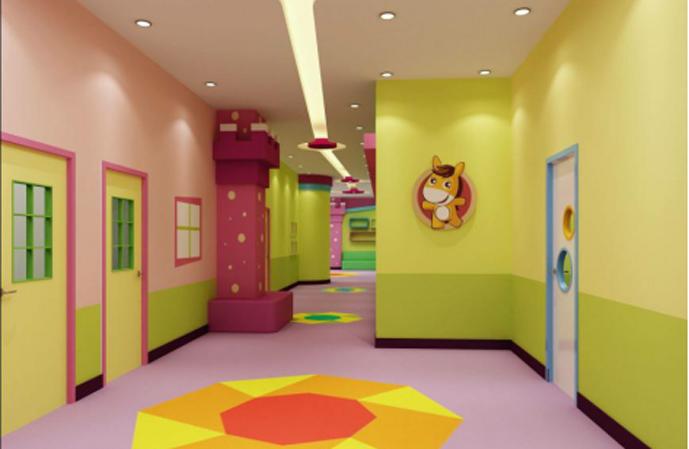 幼儿园墙面别再贴瓷砖了!幼儿园防涂鸦墙面漆更好用