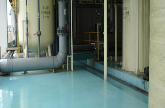厂房地面翻新,做聚氨酯超耐磨地坪有什么好处?