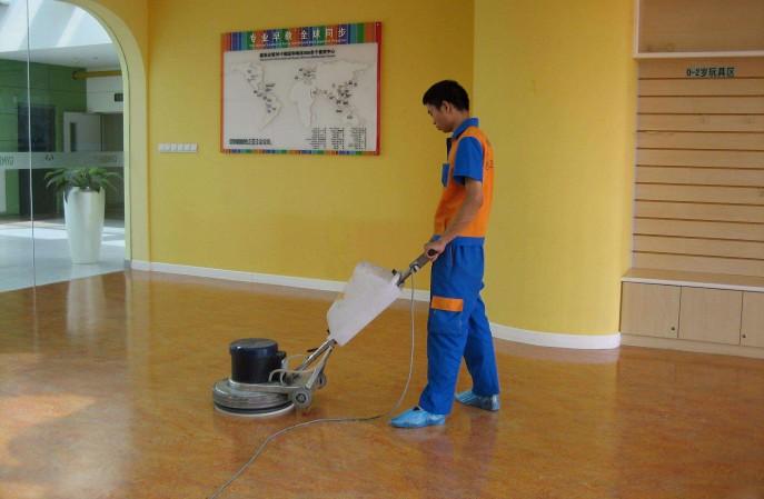 PVC地板打蜡太麻烦,有更好的方法推荐吗?