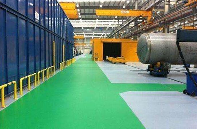 北京航特聚氨酯超耐磨地坪,世界五百强企业的选择!