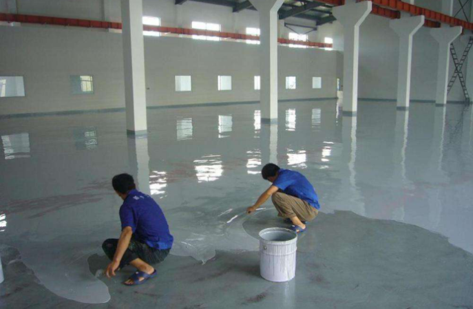 面粉厂环氧不发火地坪漆,哪家的质量比较好?