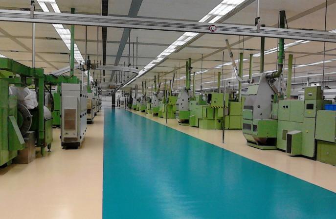 钢铁厂聚氨酯超耐磨地坪,哪家质量比较好,更耐用?