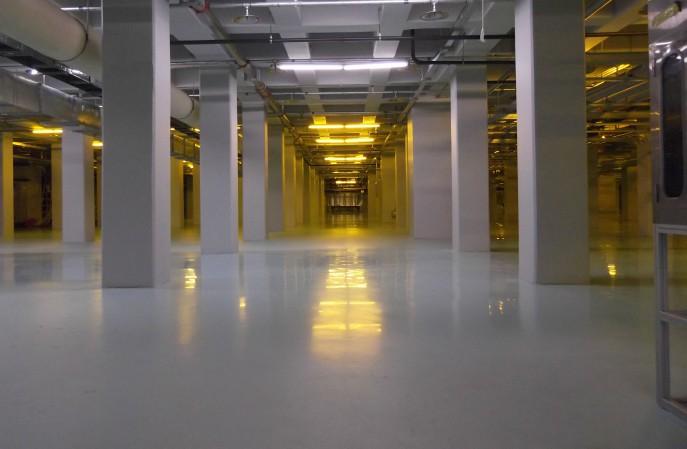 洁净厂房墙面涂料,为环境创造安全优质的防静电环境!