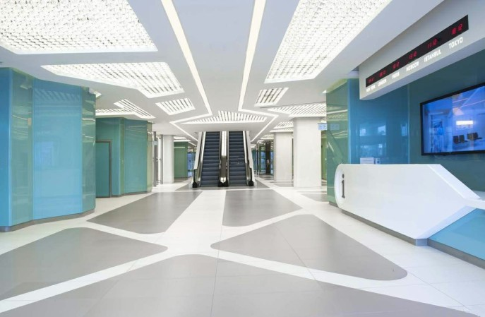 办公室环氧磨石地坪,为您打造别致的办公空间!