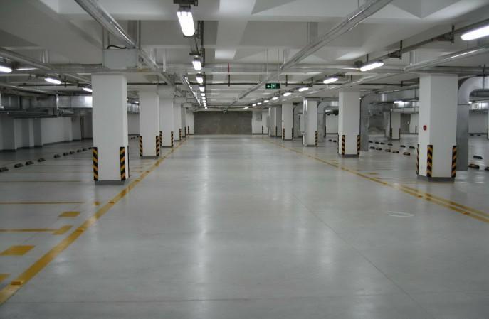 车库地坪漆如何选择?才能保证使用过程中没有问题?