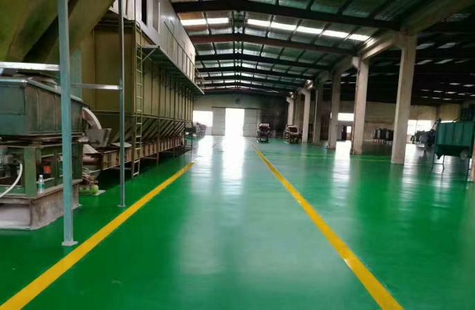 耐磨地坪涂料,为生产车间环境带来耐用15年的品质!