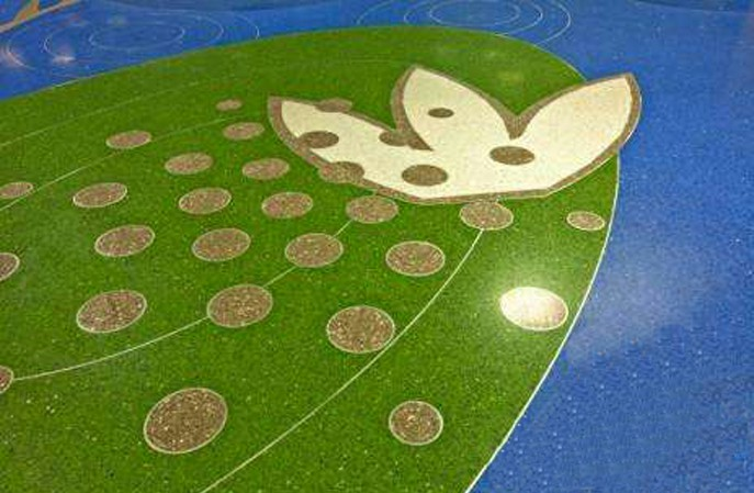 环氧磨石地坪设计-对基本构造要求有哪些?