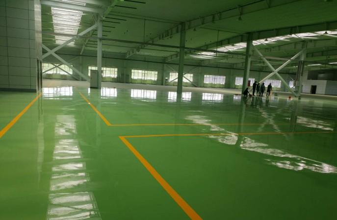 聚氨酯地坪漆,有比较好的厂家推荐吗?