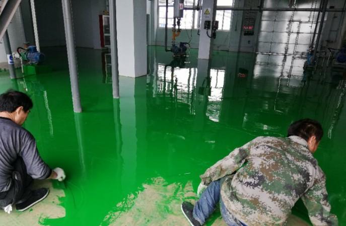 想要选择优质的不发火环氧地坪漆厂家,专注产品品质!