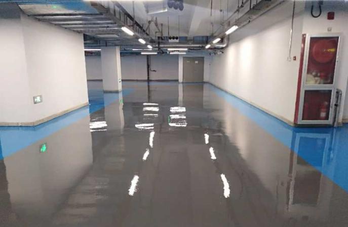 如何提高车库地坪漆的耐磨性能?