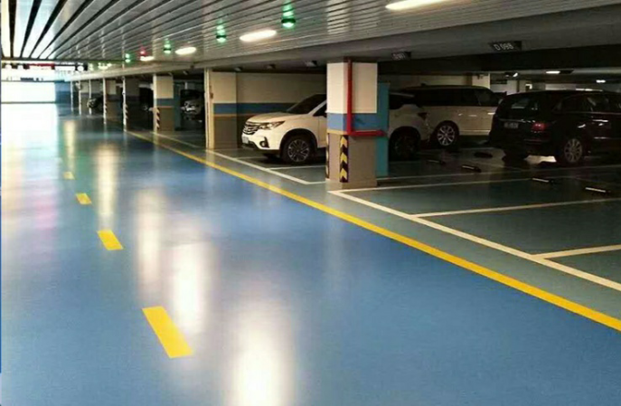 聚氨酯超耐磨地坪漆知多少?