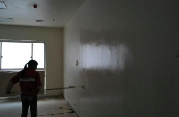 抗菌漆施工和普通涂料施工一样吗