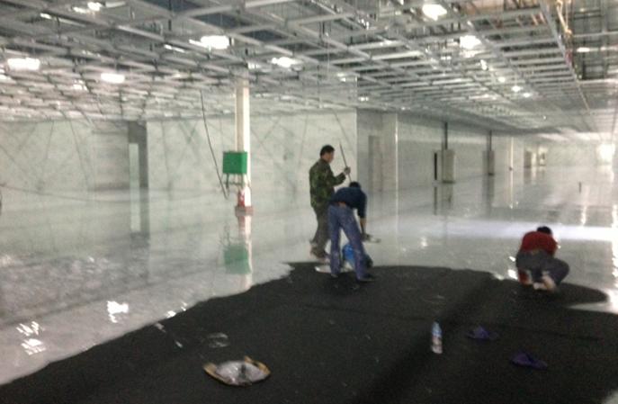 防静电地坪漆专业厂家需具备哪些条件