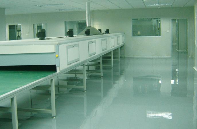 如何选择环氧防静电地坪材料商?