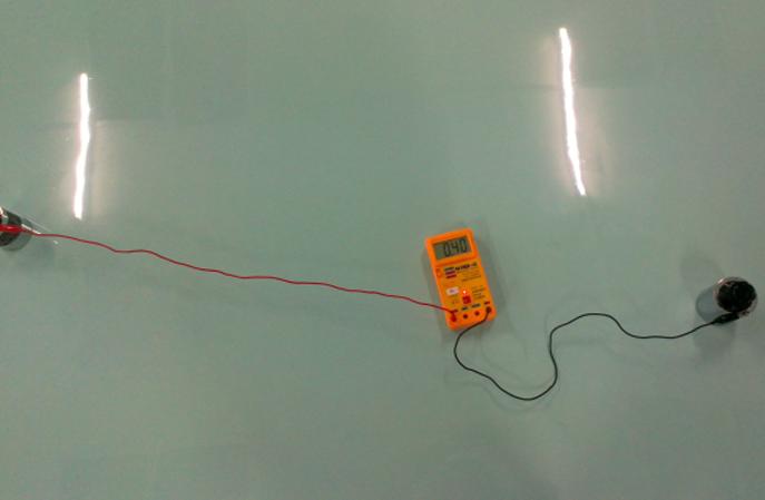 环氧防静电地坪现场检测是怎么回事?