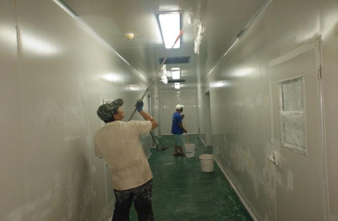 医院抗菌涂料施工工法是什么?