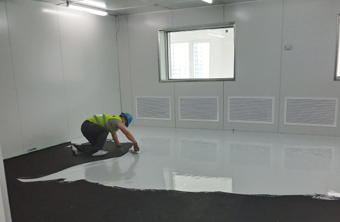 厂家批发防静电地坪漆带动你的事业快速发展。