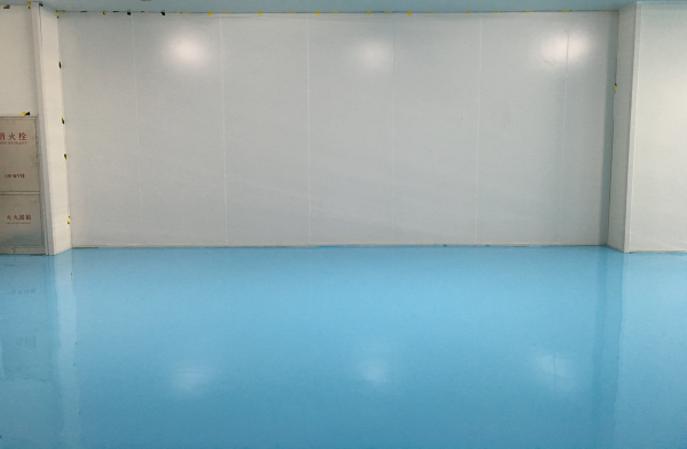 防静电地坪施工步骤中关键点有哪些?