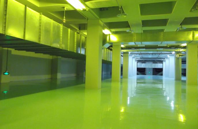 环氧防静电地坪施工的步骤是什么?