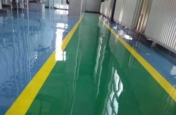 环氧防静电地坪施工基面处理是怎么进行的?