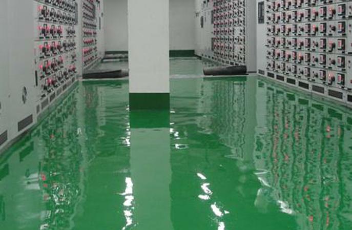 实验室使用的环氧防静电地坪耐磨吗