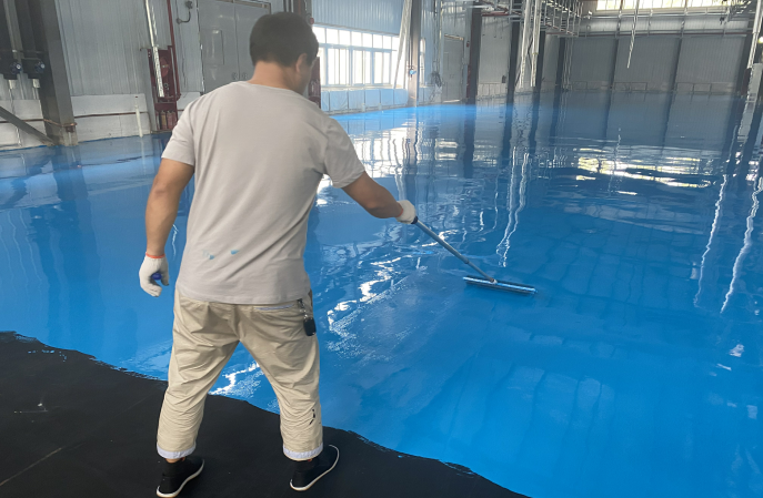 防静电地坪颜色可以随意定制吗?