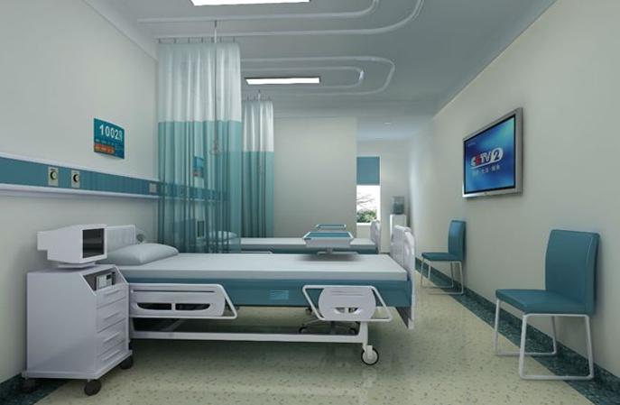 医院住院部的墙面可以使用抗菌涂料吗?