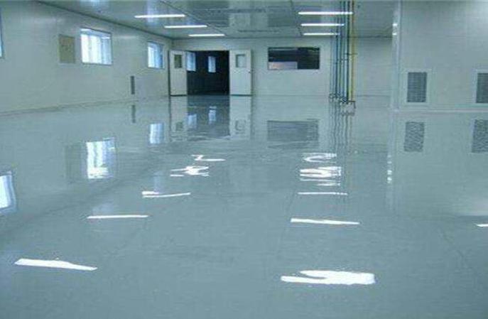 工厂使用的防静电地坪不耐磨怎么办?