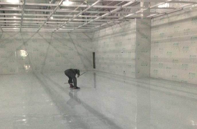 防静电地坪漆不固化什么原因?怎么造成的?