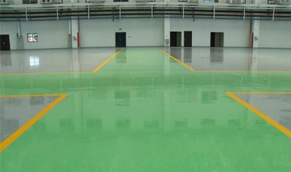 聚氨酯砂浆地坪系统
