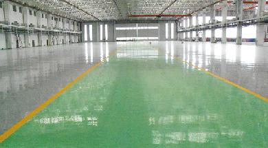 环氧砂浆地坪系统