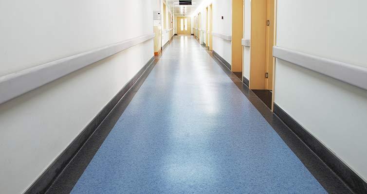 PVC地板养护/翻新