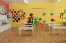 幼儿园防涂鸦墙面漆PK普通乳胶漆(幼儿园装修)