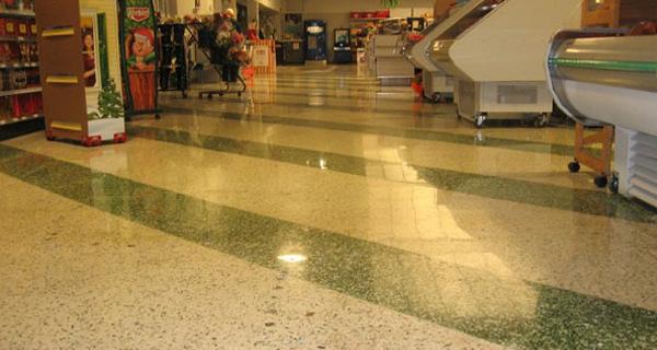 环氧磨石地坪-用于办公楼、酒店、展厅等