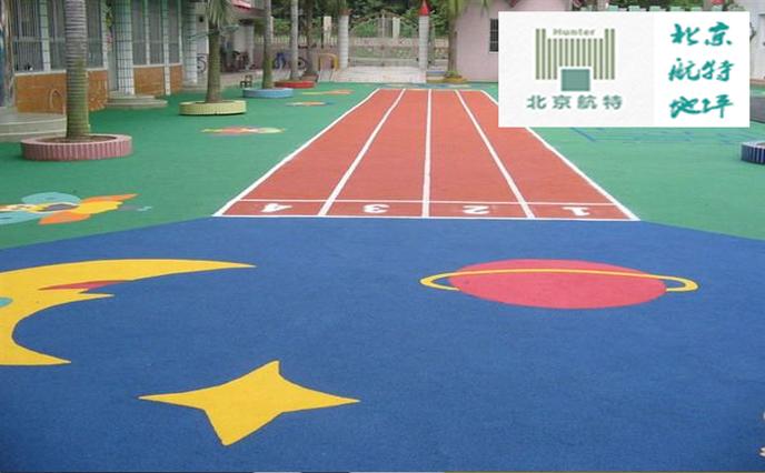 北京航特浅谈:塑胶跑道修补翻新处理步骤