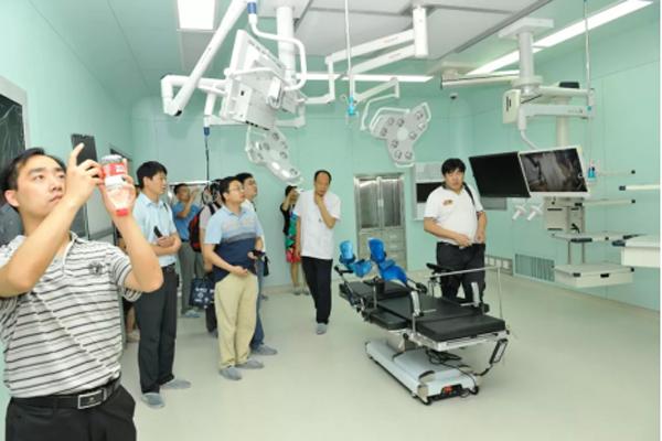 医院手术室PVC地面怎么养护?塑立得