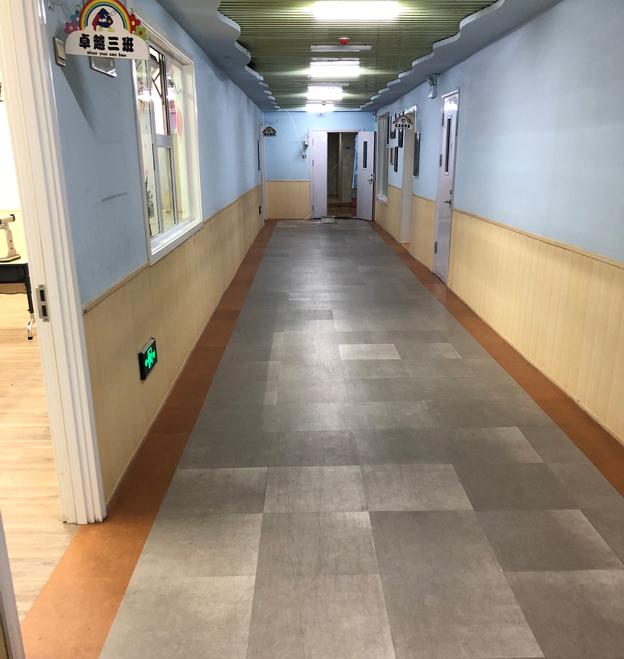 学校食堂旧地面如何做翻新养护?塑立得涂料
