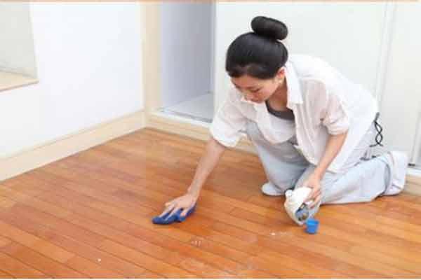 【地板打蜡】是保洁公司的杀手锏?那塑立得算什么!