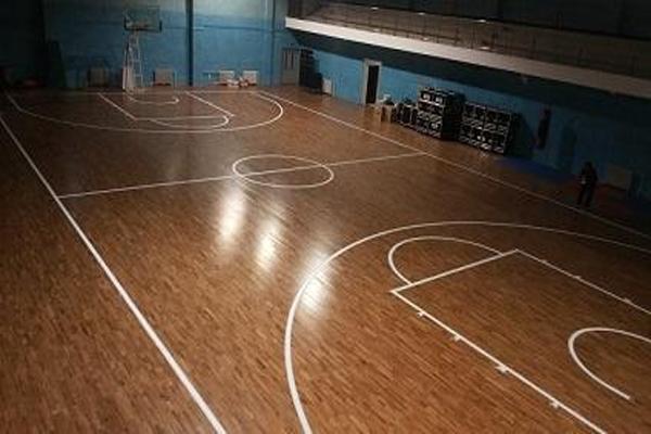室内篮球场地板保养怎么进行?-塑立得涂料