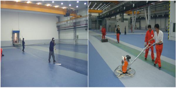 河南车间厂房地坪翻新用什么地坪漆好?