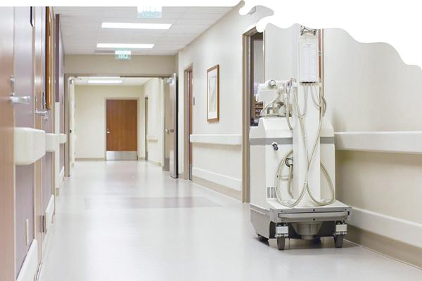 医院抗菌墙面漆改造